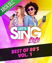 Lets Sing 2020 Best of 80's Vol. 1 Song Pack