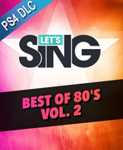 Lets Sing 2020 Best of 80's Vol. 2 Song Pack