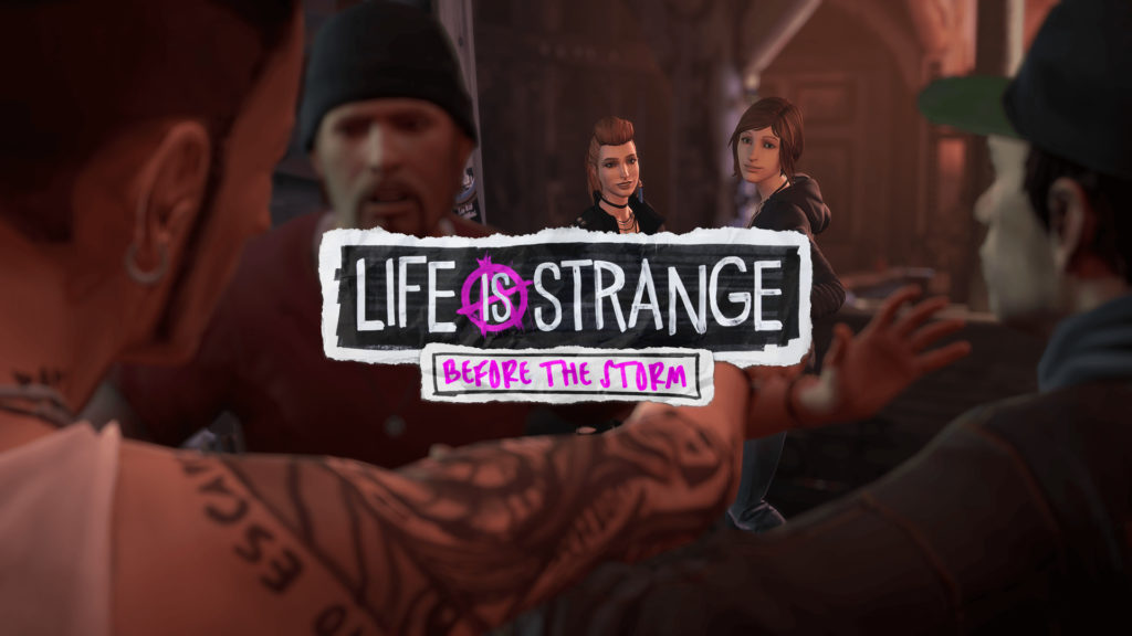 Life Is Strange Before The Storm Story Cover