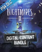 Little Nightmares 2 Deluxe Content Bundle