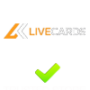 Livecards.eu Review, Rating and Promotional Coupons