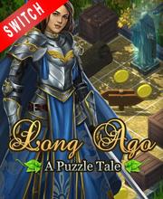 Long Ago A Puzzle Tale