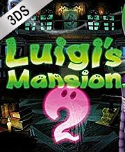 Luigi S Mansion 2 Dark Moon
