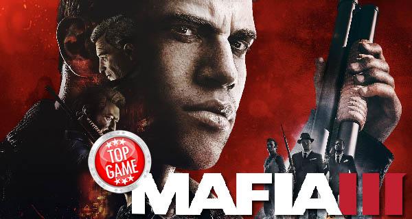 Mafia III New Trailer Cover