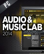 MAGIX Audio & Music Lab 2014