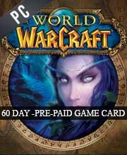 World Of Warcraft 60 Days