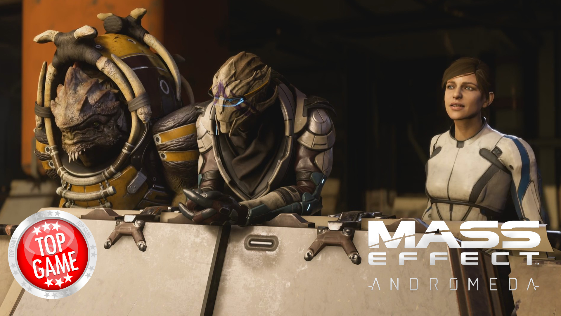 Mass Effect Andromeda planned Cover