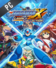 Mega Man X Legacy Collection 1