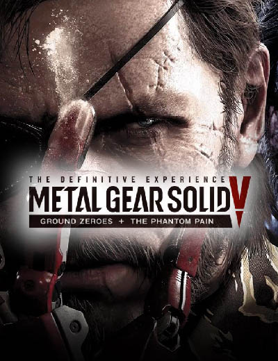 Metal Gear Solid 5: The Definitive Experience Launch Trailer Release