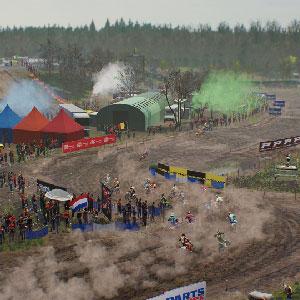 MXGP Racing Field