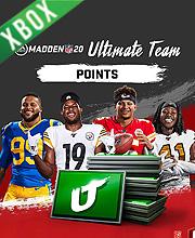 Madden NFL 20 MUT Points