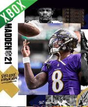 Madden NFL 21 Deluxe Upgrade