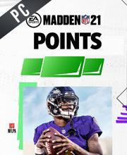 Madden NFL 21 Points
