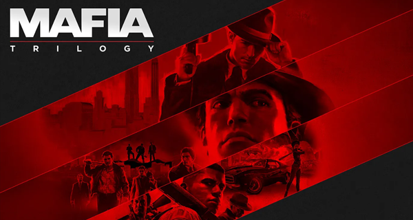 Mafia Trilogy  Cover