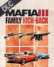 Mafia 3 Family Kick-Back Pack