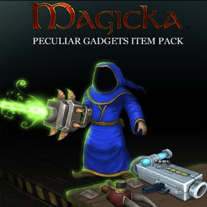 Buy Magicka Peculiar Gadgets CD Key Compare Prices
