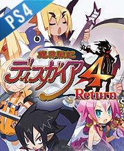 Makai Senki Disgaea 4 Return