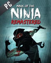 Mark of the Ninja Remastered