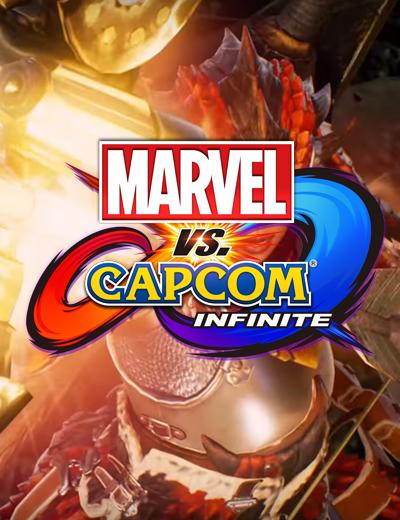 Marvel Vs Capcom Infinite Monster Hunter DLC Revealed