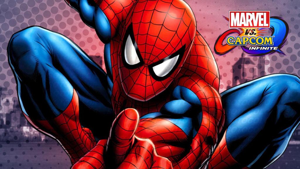 Marvel Vs Capcom Infinite Roster Cover