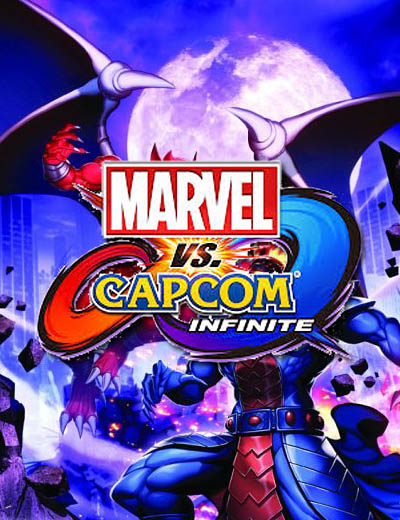 Marvel Vs Capcom Infinite New Characters Added