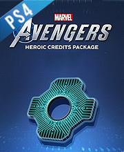 Marvels Avengers Heroic Credits Pack