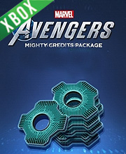 Marvels Avengers Mighty Credits Pack
