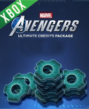 Marvels Avengers Ultimate Credits Pack