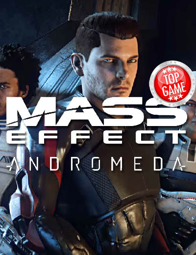 New Mass Effect Andromeda Cinematic Trailer Released