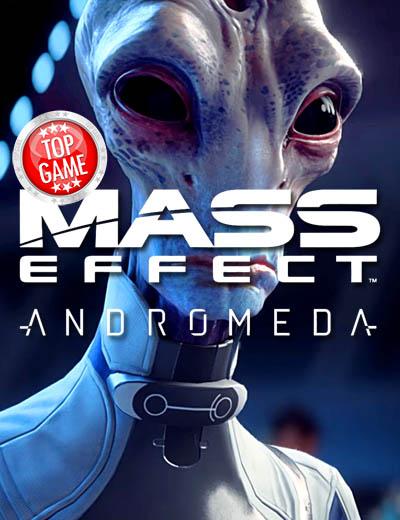 Mass Effect Andromeda Meet The Cast Video: Jarun Tann