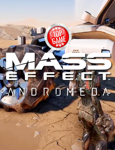 Mass Effect Andromeda Vehicle The Nomad Introduced