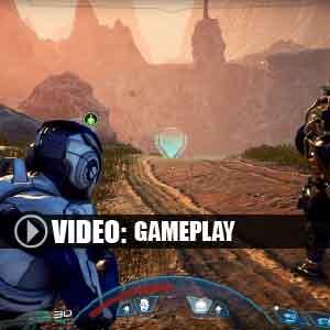 Mass Effect Andromeda Video Gameplay