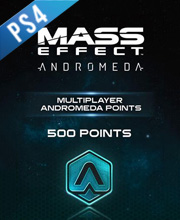 Mass Effect Andromeda 500 Points