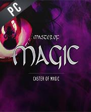 Master of Magic Caster of Magic