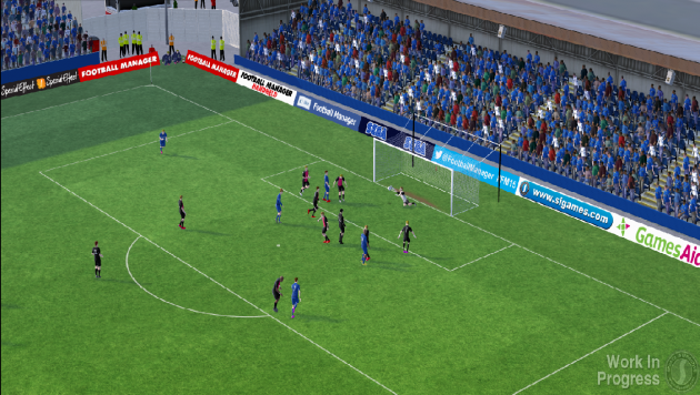 Football Manager 2015 Match Engine 2