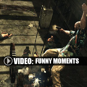 Max Payne 3 Funny Moments