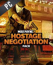 Max Payne 3 Hostage Negotiation Pack