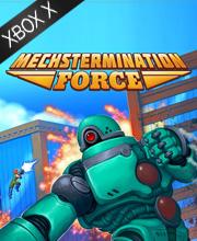 Mechstermination Force