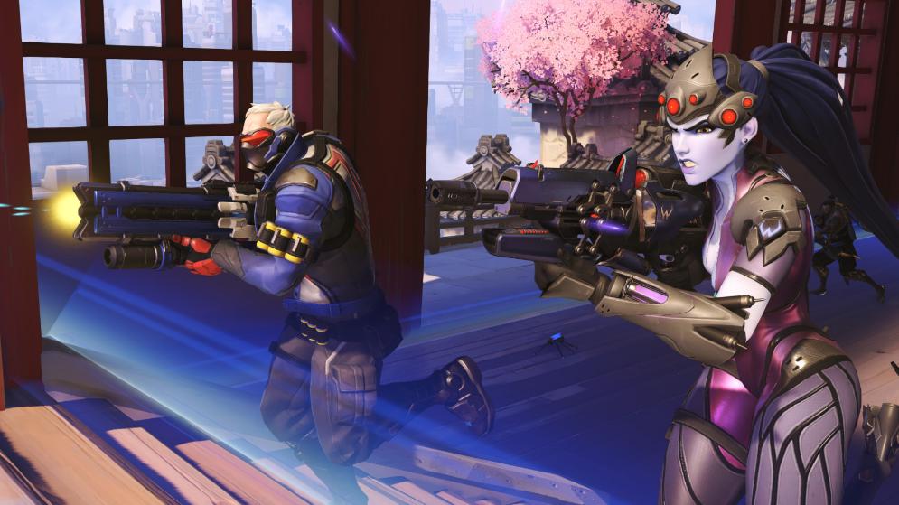Overwatch Multiplayer mode