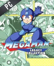 Mega Man Legacy Collection