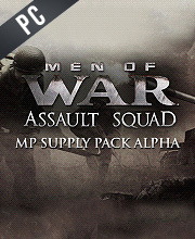 Men of War Assault Squad MP Supply Pack Alpha