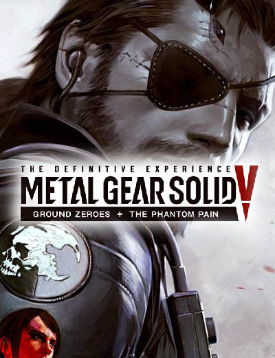 Check Out The Metal Gear Solid 5: The Definitive Experience