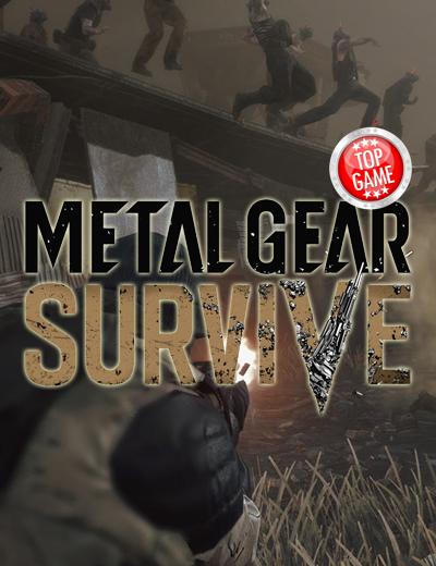 Metal Gear Survive Open Beta Announced