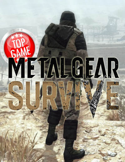 Metal Gear Survive ESRB Rating Is Now Unveiled!