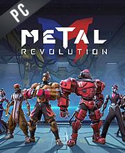 Metal Revolution Closed Beta