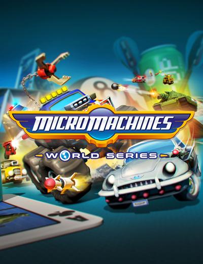 Micro Machines World Series Arrives 23 June 2017!