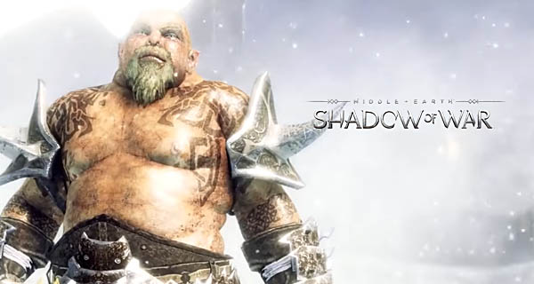 Middle Earth Shadow of War Tribute Cover