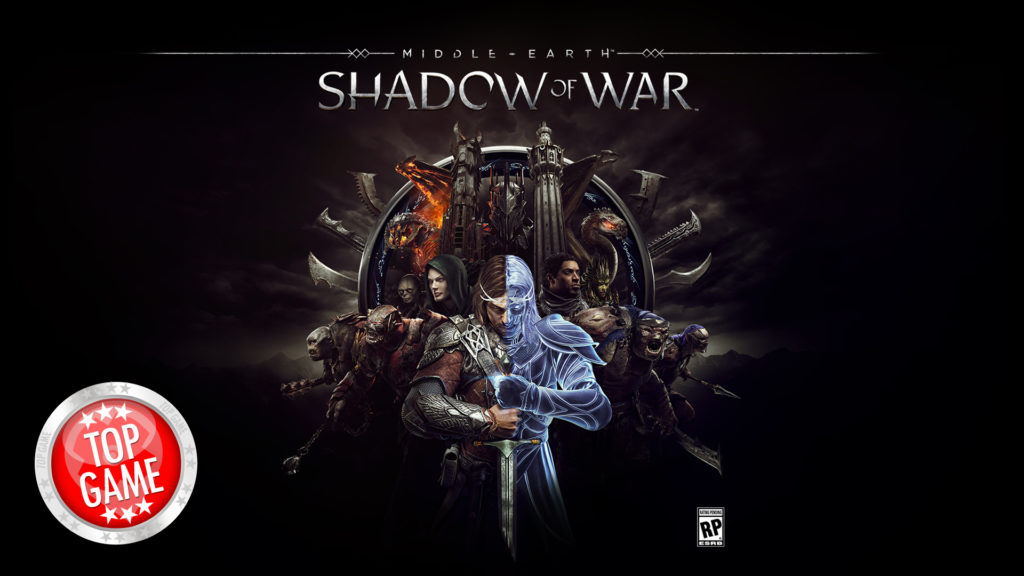 Middle Earth Shadow of War Editions Cover