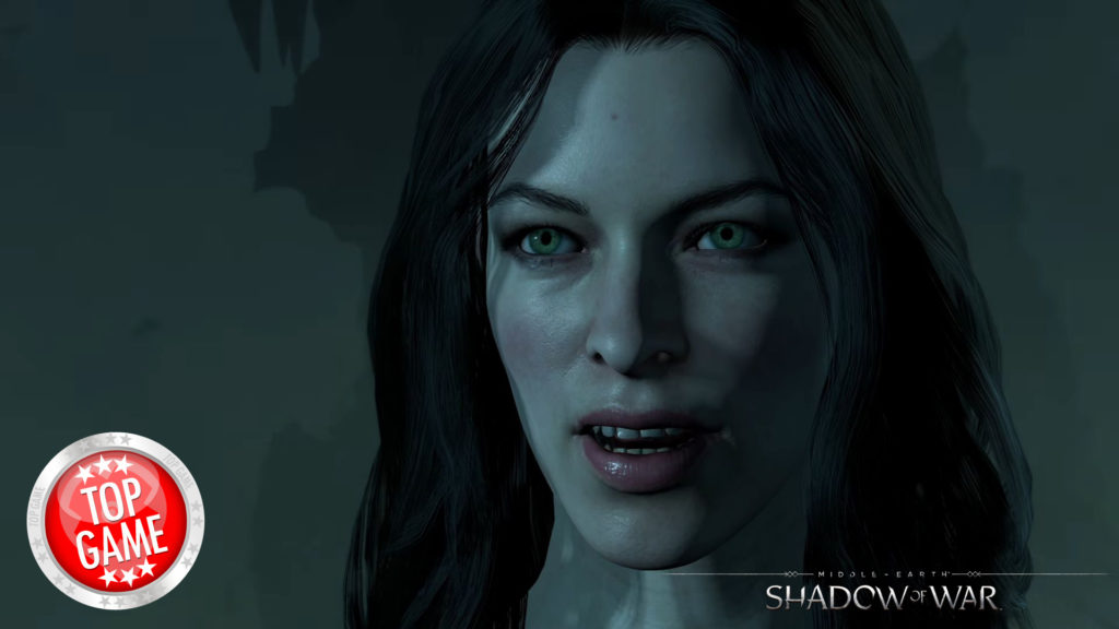 Middle Earth Shadow of War Character Cover
