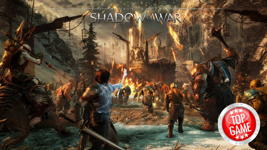 Middle Earth Shadow of War Loot Boxes Cover